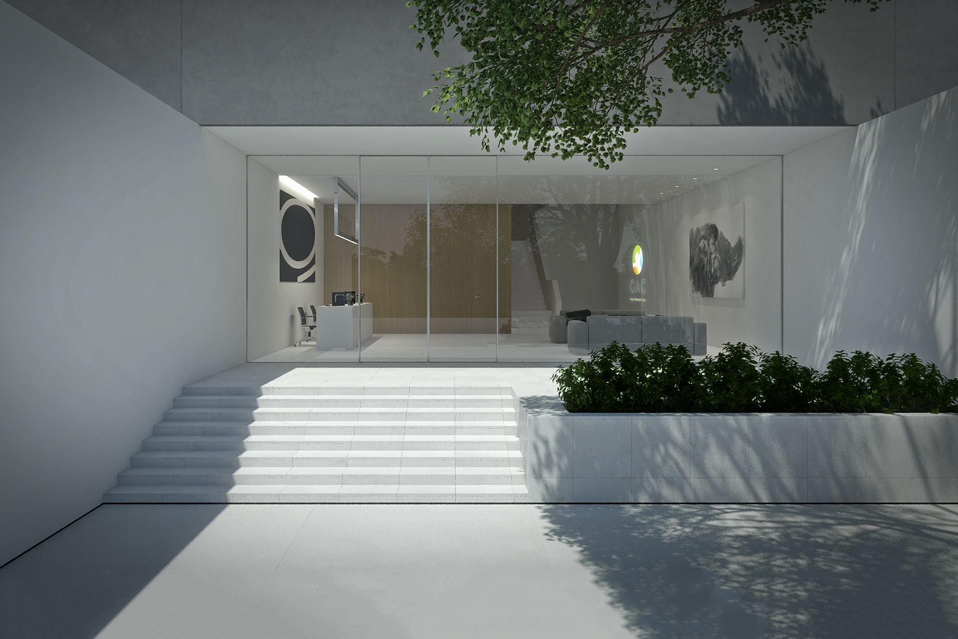 Diseño sede y oficinas Valencia