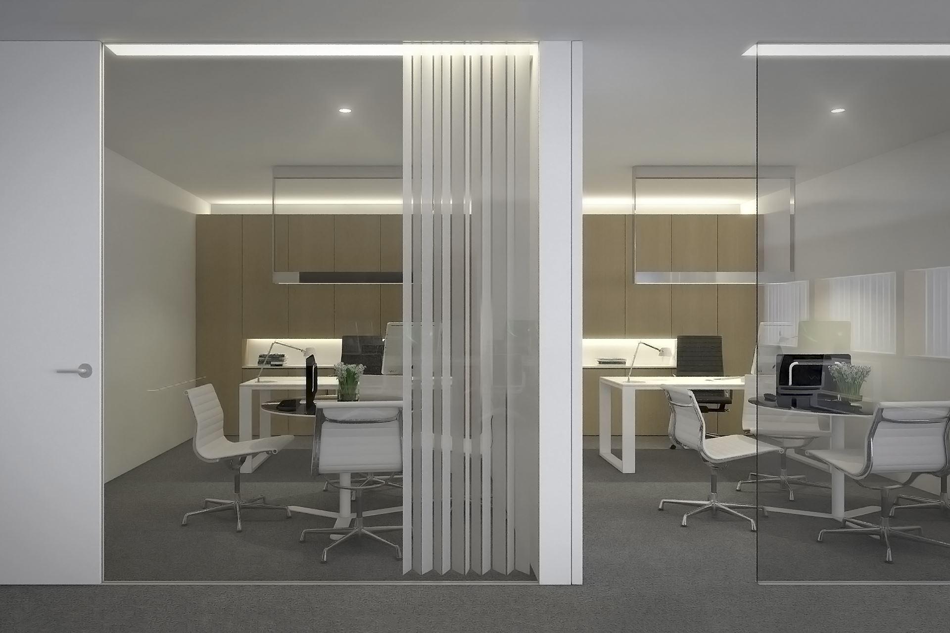 Proyecto arquitectura oficina Valencia