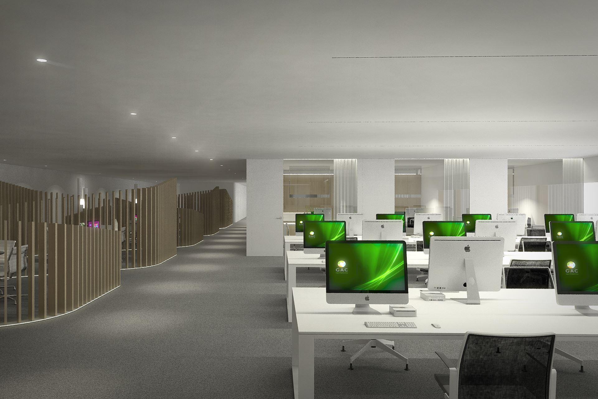 Espacios de trabajo moderno