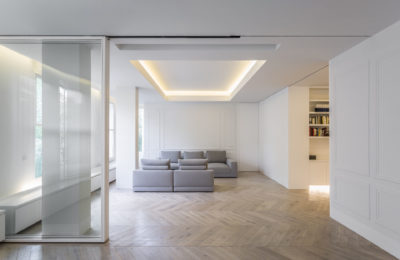 Vivienda en Gran Via Marques del Turia - Arquitectos Valencia