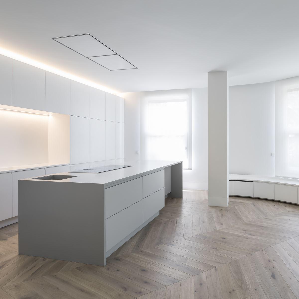 Apartment design in Valencia - Gallardo Llopis Architects