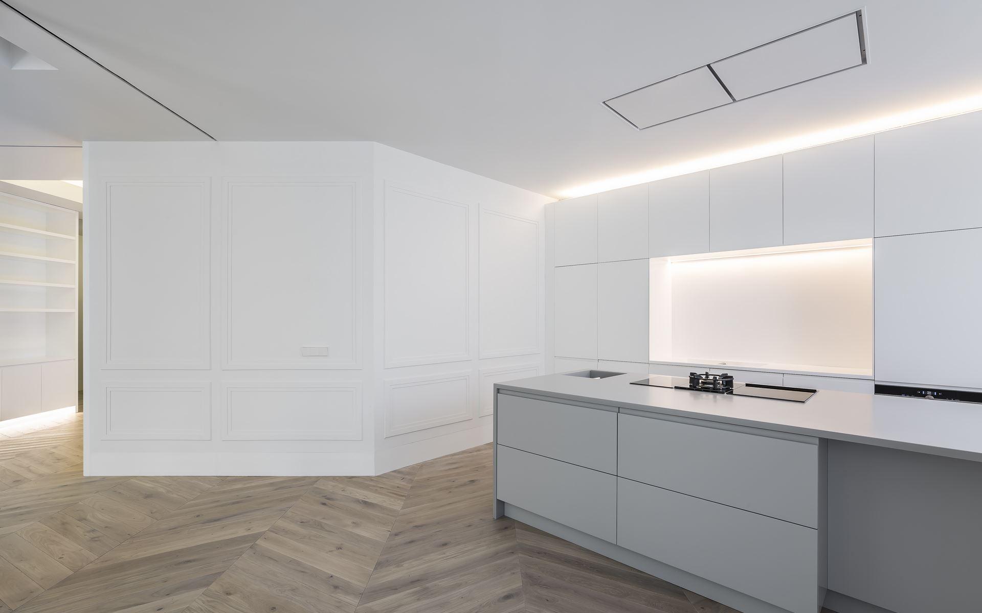 Diseño de interiores modernos y calidos