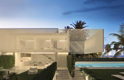 Viviendas adosadas en la Malvarrosa - Arquitectos Valencia
