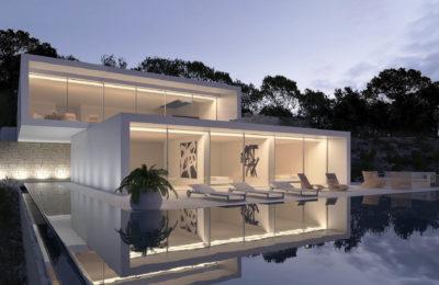 Casa en Can Rimbau - Arquitectura Ibiza