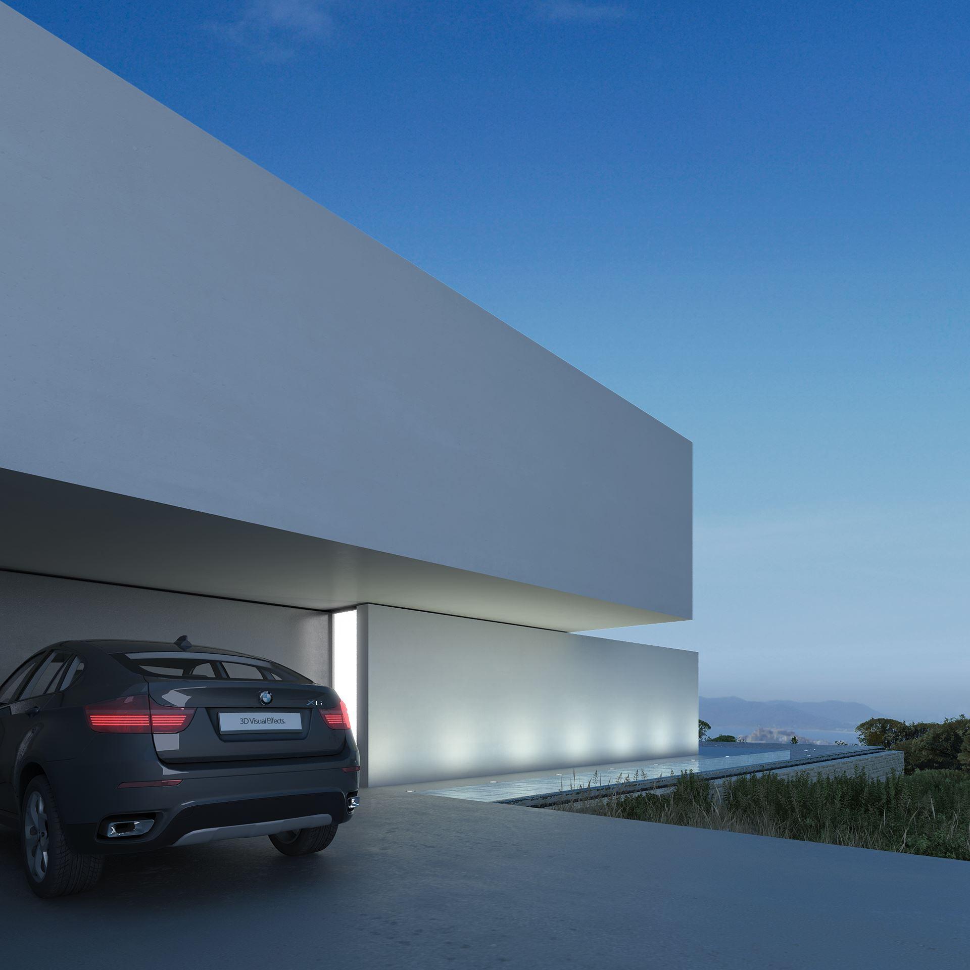 Diseño Casa en Ibiza