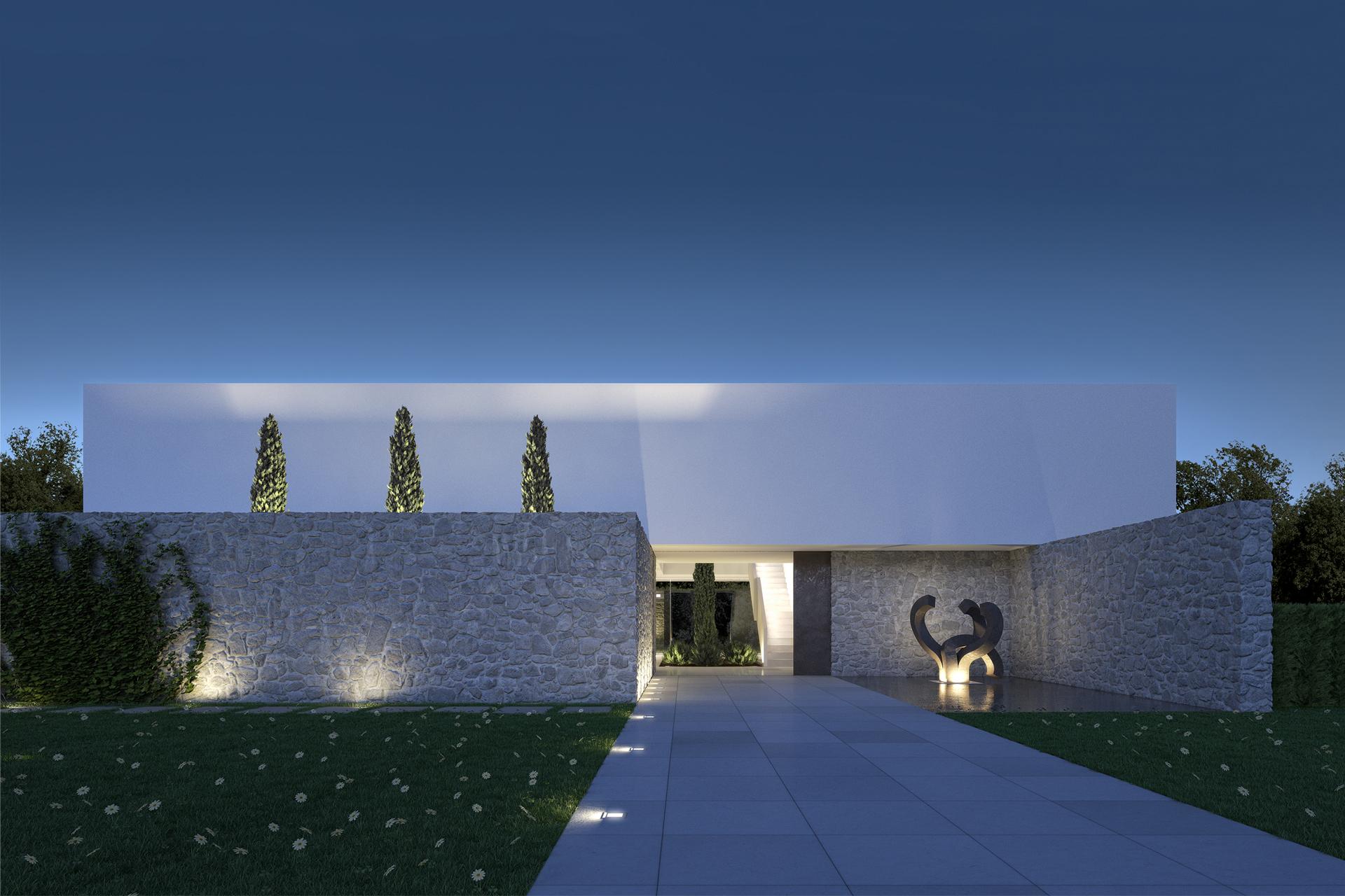 Diseño vivienda en Madrid