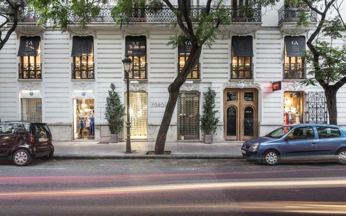 Oficinas estudio de arquitectura en Sorní - Arquitectos Valencia