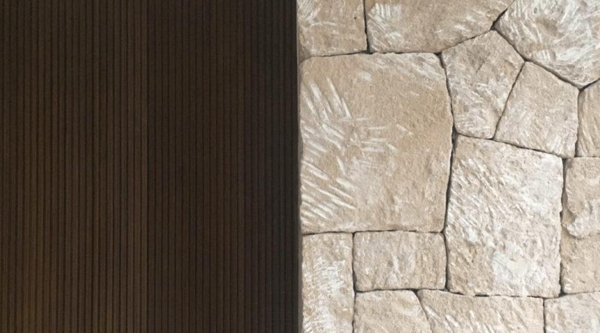 Diseño casa en ibiza - Piedra Mares y Madera