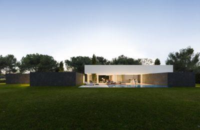 Proyecto casa en Torre en Conill - Gallardo Llopis Arquitectos