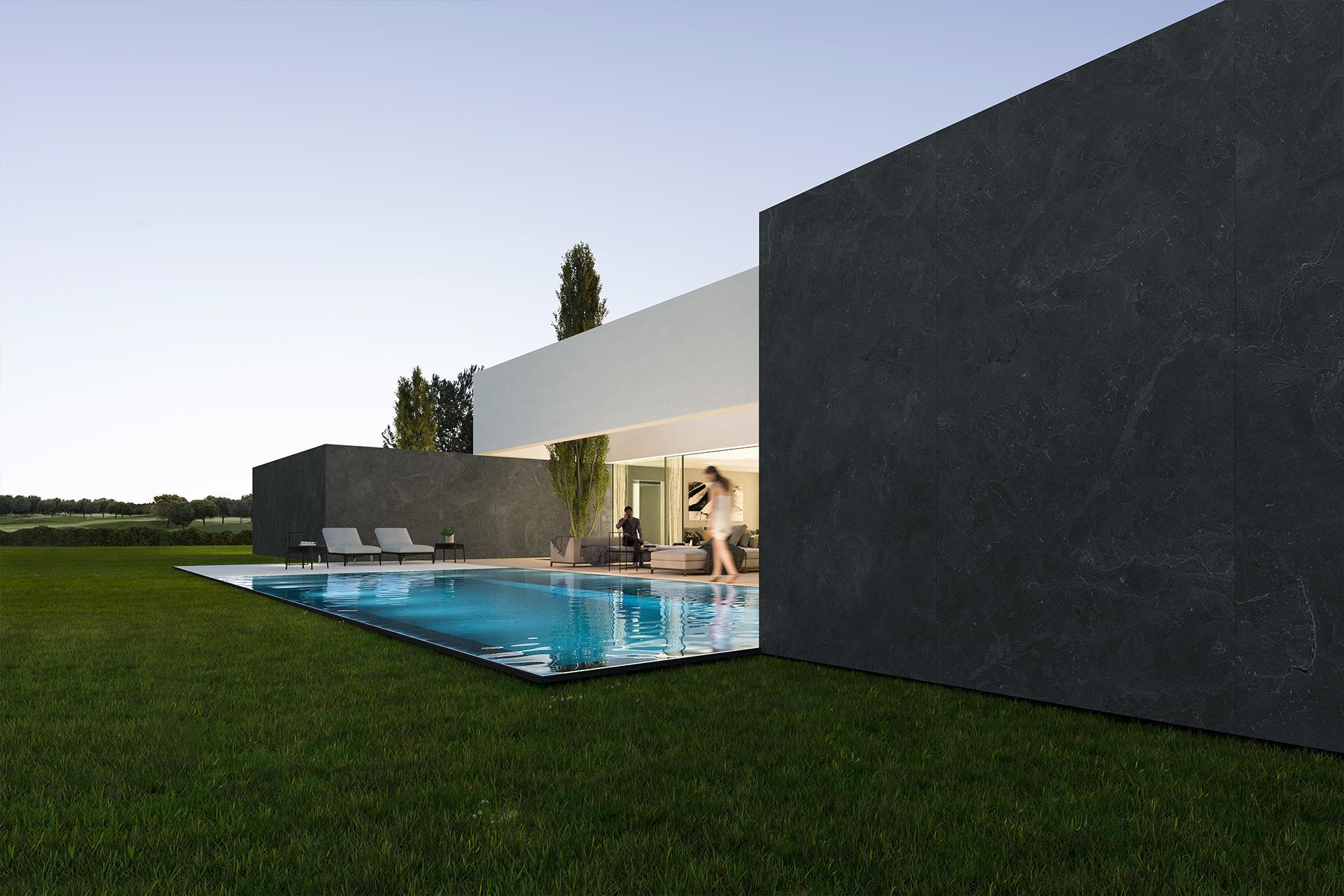 Arquitectos casa en Betera