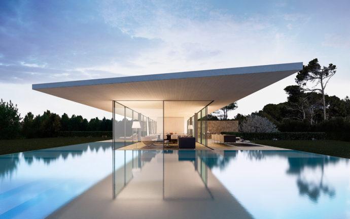 casa monte alcedo arquitectos valencia