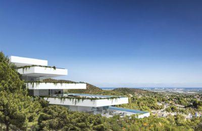 Promocion de viviendas en Los Monasterios, Valencia - Gallardo Llopis Arquitectos