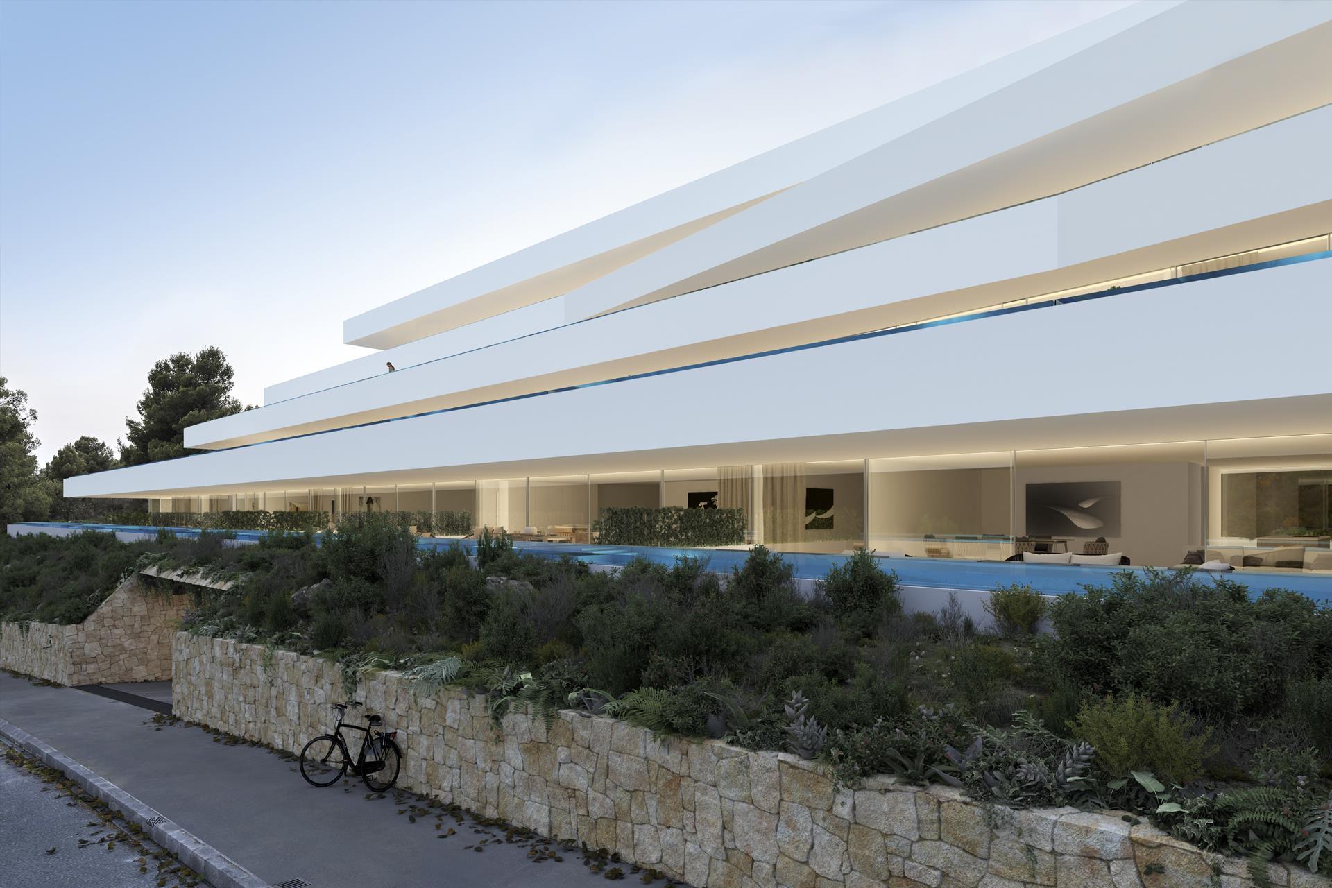 Residential development Valencia
