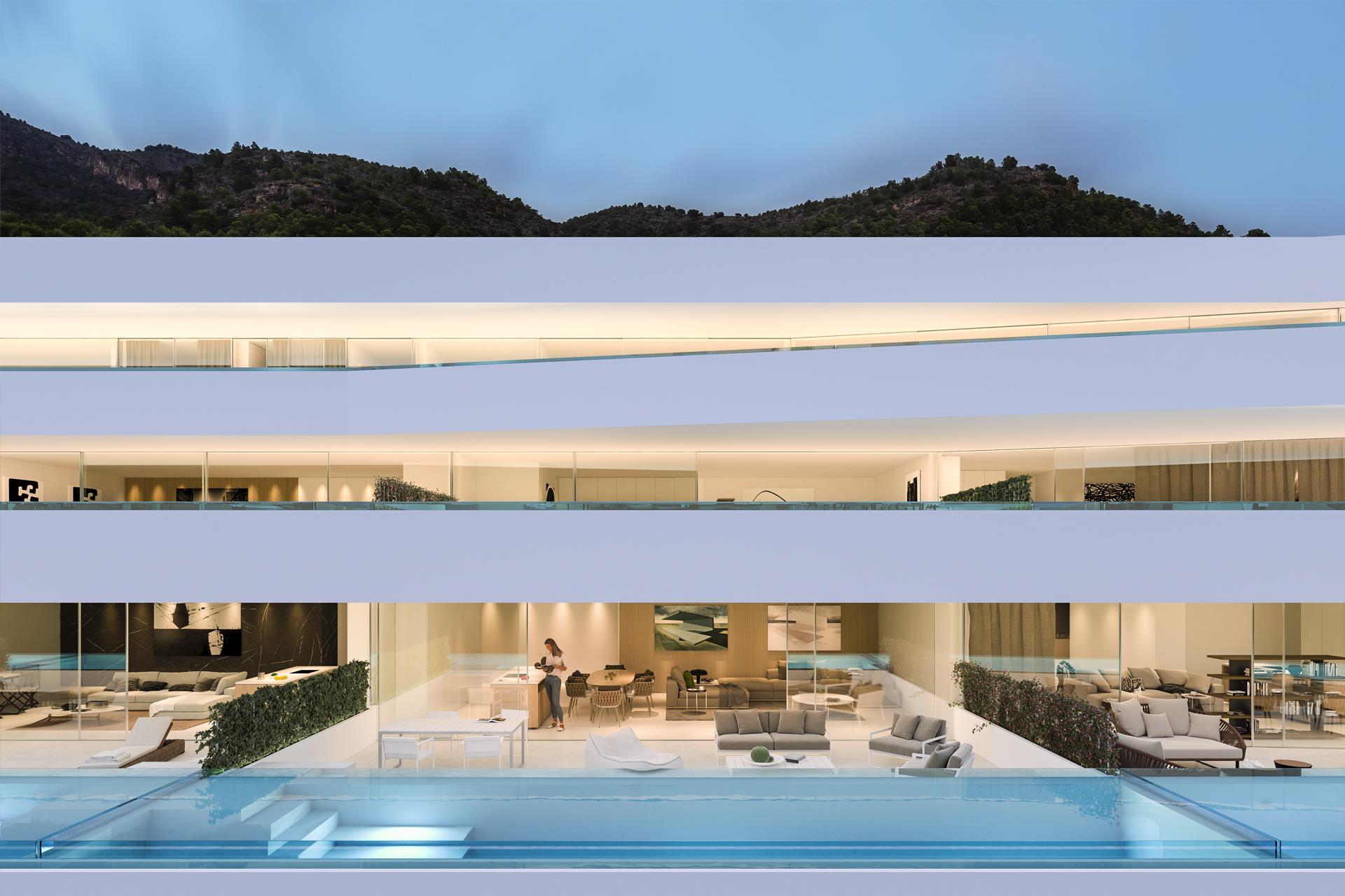 Residential development - Gallardo Llopis Architect