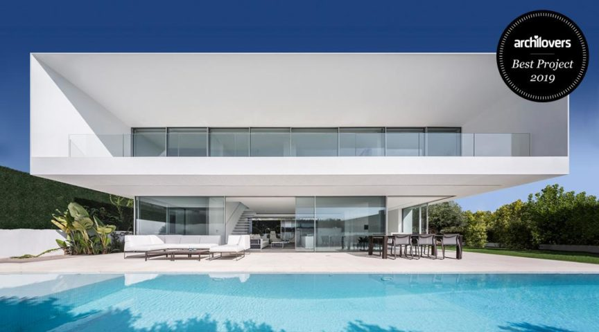 Casa en Ibiza - Mejores proyectos de arquitectura 2019 Archilovers - Gallardo Llopis Arquitectos