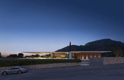 Casa en los Monasterios de Valencia - Gallardo Llopis Arquitectura