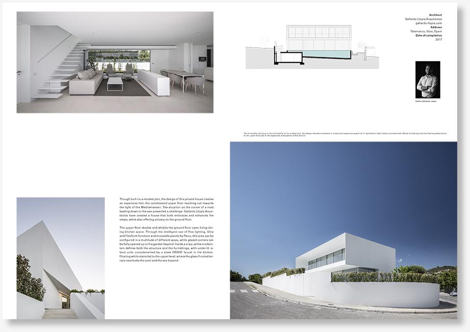 House in Ses Torres, Ibiza - Gallardo Llopis Architects