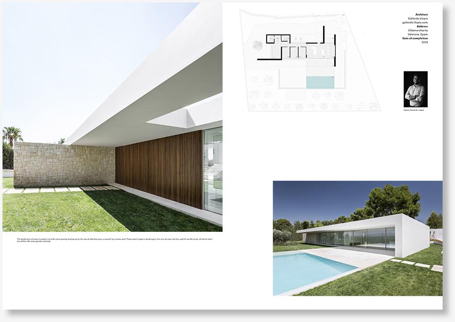 House in Villamarchante, Valencia - Gallardo Llopis Architects