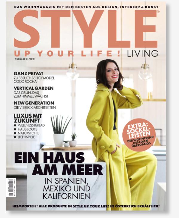 Publicación Style Up Your Living - Gallardo Llopis Arquitectos