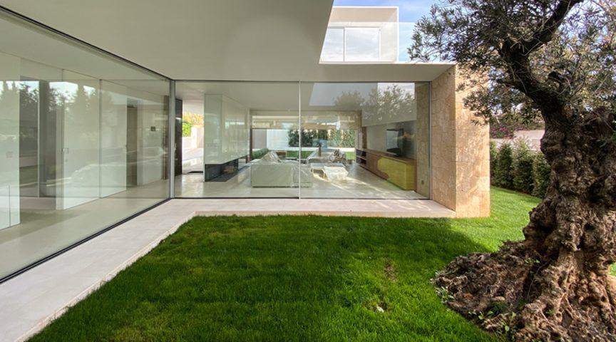 Casa en Santa Gertrudis - Patio - Arquitecto Ibiza