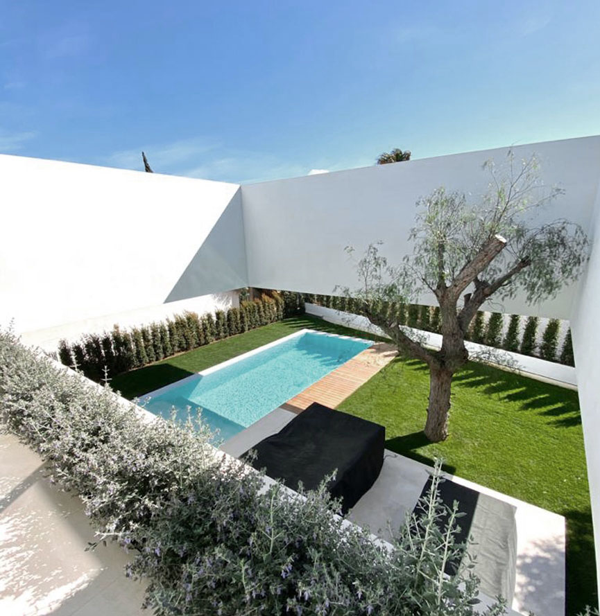 House in Santa Gertrudis, Ibiza - Gallardo Llopis Architects