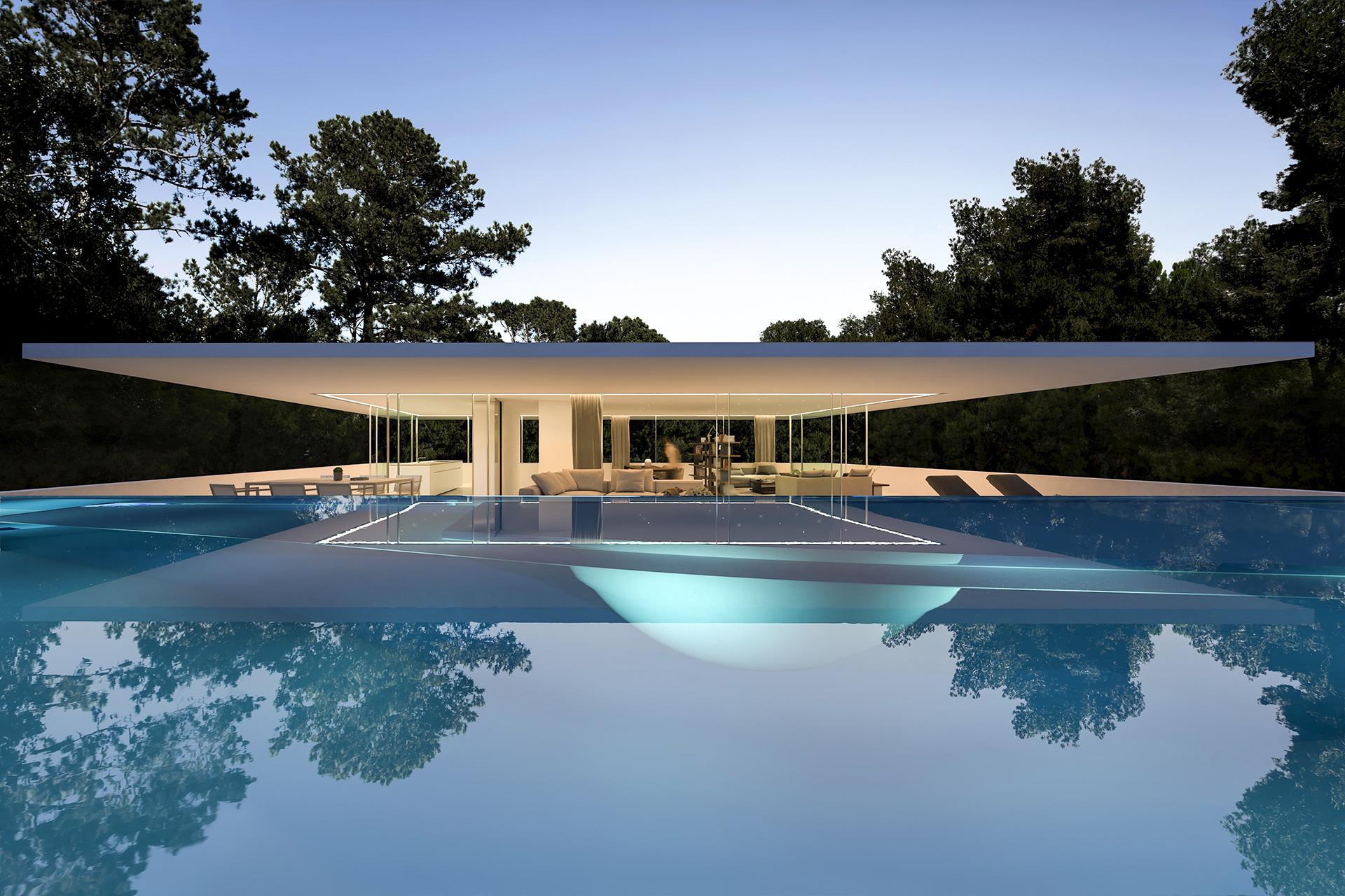 Architecture Ibiza