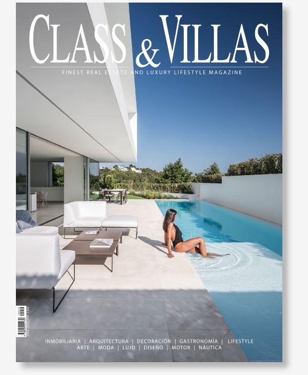 Publicación Class & Villas - Casa en Ses Torres, Ibiza - Gallardo Llopis Arquitectos