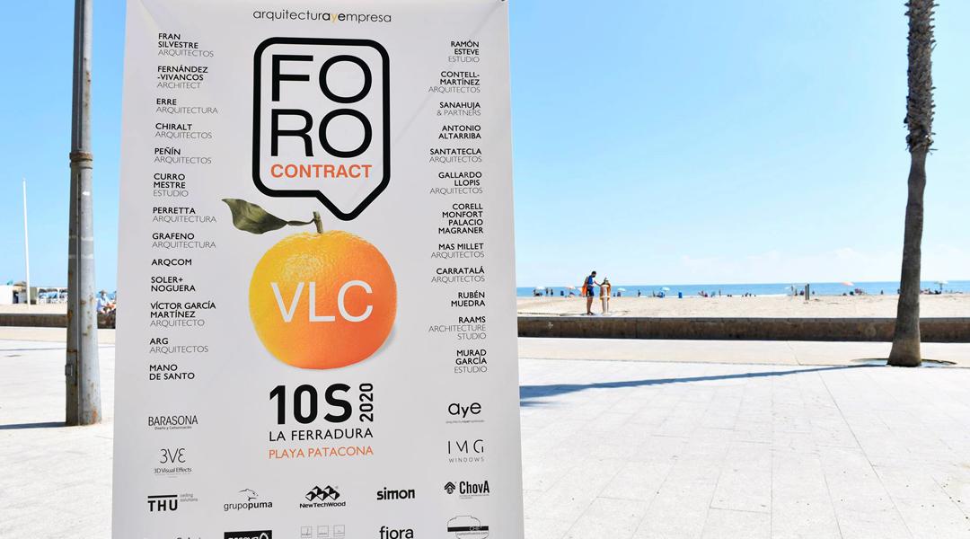Arquitectos Valencia - Foro Contract Arquitectura y Empresa