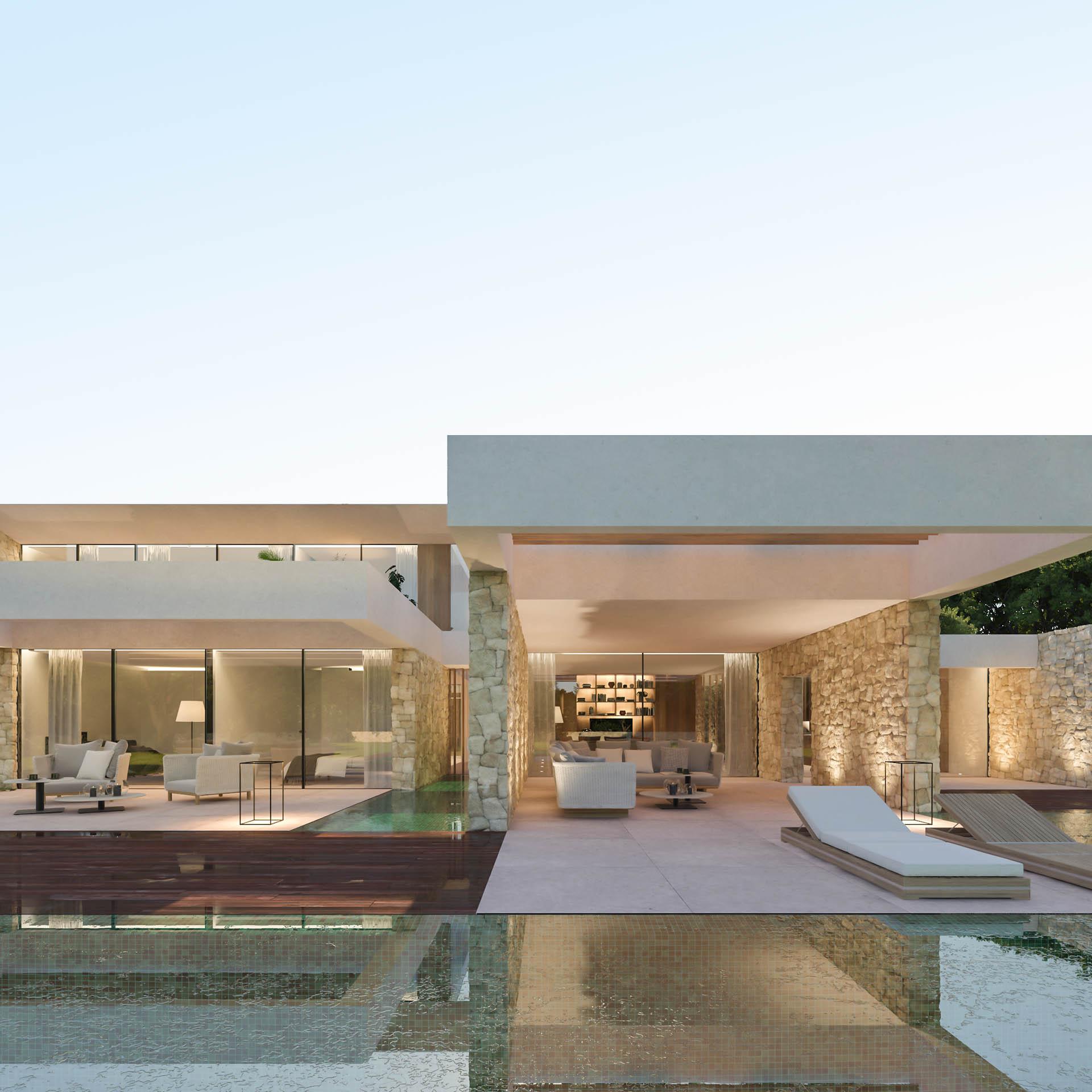 Vivienda Arquitectos Madrid
