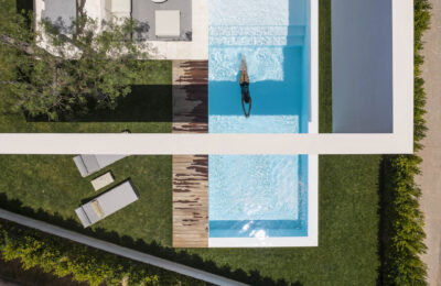 Casa en Santa Gertrudis - Proyecto - Arquitecto Ibiza