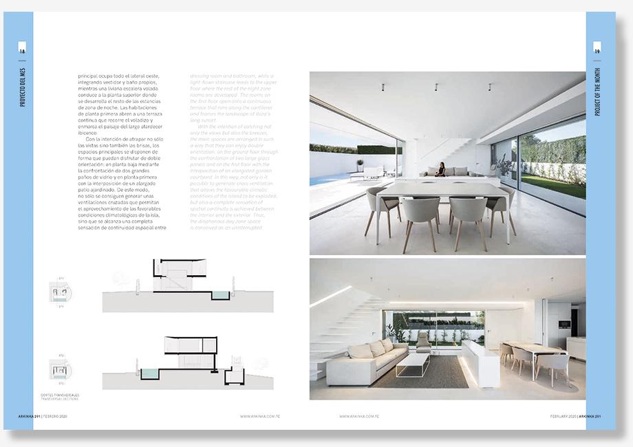 Arkinka - STR - Vivienda en Ibiza - Gallardo Llopis Arquitectos